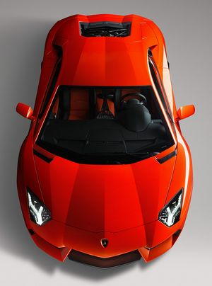 Lamborghini выпустили 1000 суперкаров lamborghini aventador lp700-4.