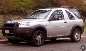 Land rover freelander и его технические характеристики
