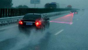 Лазерный противотуманный стоп-сигнал: обзор и установка на автомобиль
