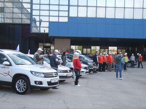 Марка volkswagen коммерческие автомобили запустила программу утилизации «чистая дорога»