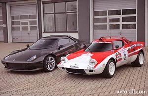 Марки итальянских автомобилей известны всему миру