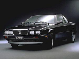 Maserati biturbo досье (часть 2)