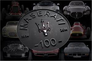 Maserati — история марки (часть i, рождение бренда)