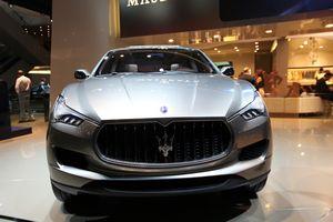 Maserati приступила к тестам своего первого серийного внедорожника