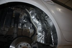 Материалы для шумоизоляции автомобиля своими руками
