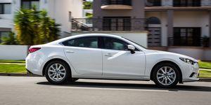 Mazda 6 sedan sport