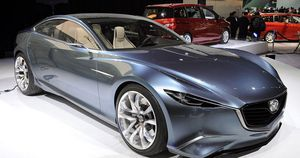 Mazda – борьба за экологию