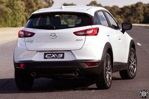 Mazda cx-3 – компактный кроссовер с отличной управляемостью
