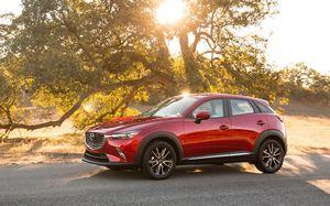 Mazda раскрыла характеристики своего нового кроссовера cx-3
