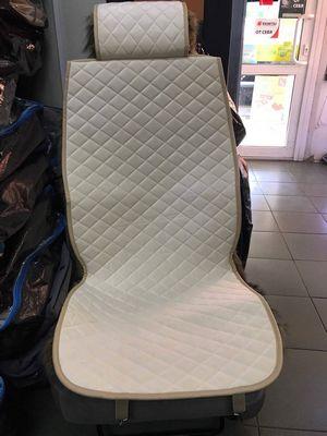 Меховой чехол-накидка auskin для автомобильного кресла