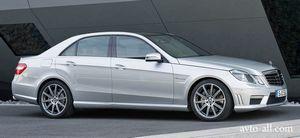 Mercedes e класса от amg впечатляет быстротой и мощностью
