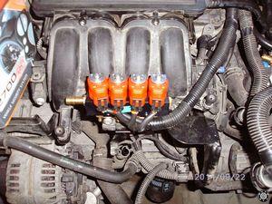 Метан на автомобиль - выгодный ход