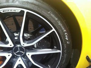 Michelin разработал новые шины - pilot sport 3
