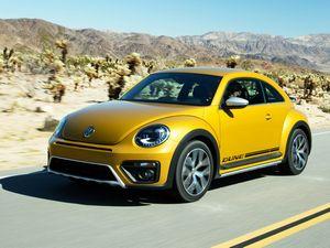 Мировая премьера нового beetle dune