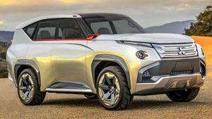 Mitsubishi pajero – был и останется настоящим внедорожником