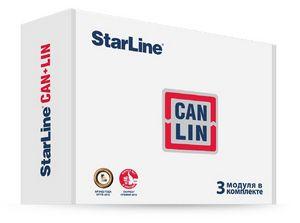 Модули starline can+lin для вазов нового поколения