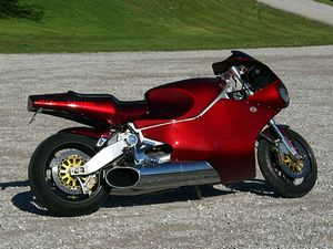Мотоцикл ferrari за триста тысяч долларов