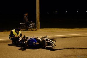 Мотоциклисты все чаще становятся виновниками дтп