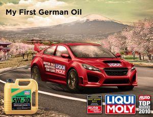 Моторные масла «азия-америка» от liqui moly