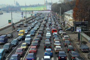 На борьбу с пробками москва потратит 300 миллиардов