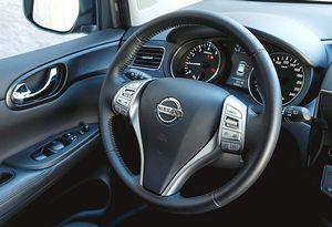 Nissan tiida - комфортный и очень просторный автомобиль гольф-класса