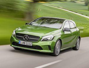 Новое поколение автомобилей а-класса