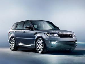 Новые автомобили land rover range rover