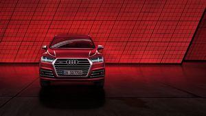 Новый audi sq7 diesel — 435 лс и 4,8 секунды до 100 км/ч!