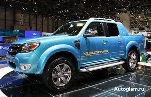 Новый форд рейнджер: теперь можно не искать легких путей