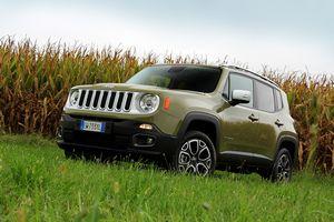 Объявлены российские цены на компактный jeep renegade