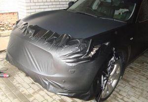 Оклейка автомобиля пленкой своими руками