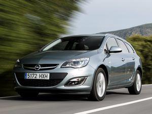 "Opel astra new пошел на ""невский"" конвеер"