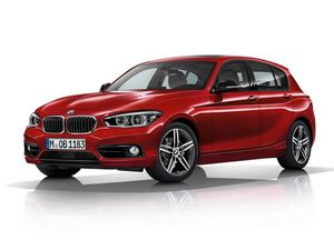 Описание bmw 1 series 118i steptronic