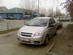 Отзыв chevrolet aveo (шевроле авео), двигатель 1,2-литра, 2008 год, седан