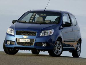 Отзыв chevrolet aveo (шевроле авео), двигатель 1,2-литра 16v, 2008 год