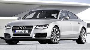 Отзыв об автомобиле audi a7 sportback, двигатель 2, 95 литра, 2010 года.