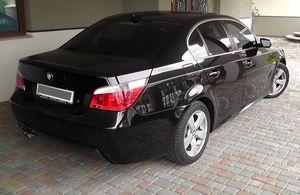 Отзыв об автомобиле bmw 530i e60, 2009 год.