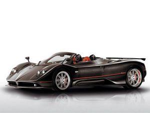 Pagani zonda– один из самых дорогих спорткаров мира