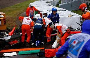 Пилот команды marussia жюль бьянки вышел из комы