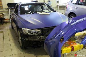 Плюсы использования полиуретановой пленки при оклейке авто