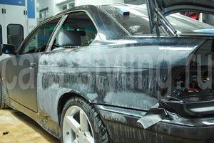 Покраска авто винилом