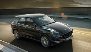 Porsche cayenne s – скорость и драйв