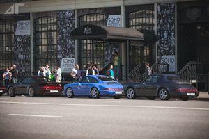 Porsche classic soho spring race.