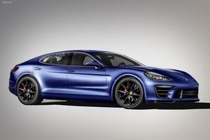Porsche panamera новинка 2014 года от компании porsche