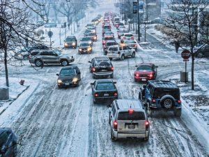 Поведение россиян на дороге отличается агрессивностью