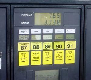 Познавательная статья о бензине