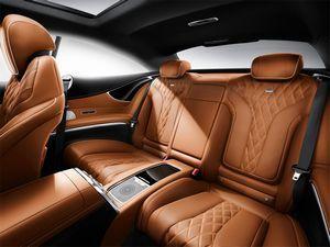 Премиальное купе mercedes-benz s-class