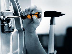 Pro-инструмент: набор ударных отверток wera 932/918/6 kraftform plus 900