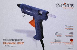 Pro-инструмент: термоклеевой пистолет steinel gluematic 3002 с кейсом