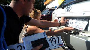 Процесс регистрации автомобилей в россии упрощен
